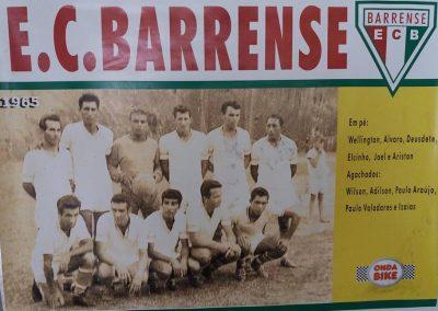 Barrense – História