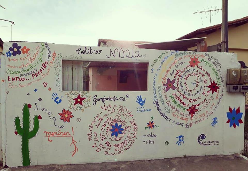 Coletivo Nísia – Participação Especial no Projeto Galeria Livre