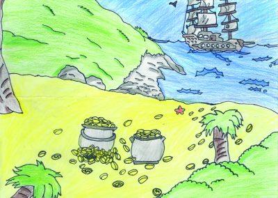 O Tesouro do Morro da Concha