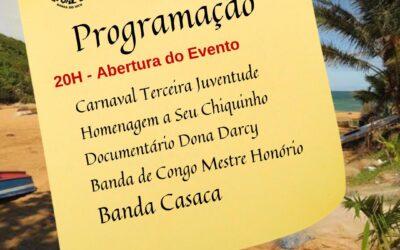 Culturada Viral Virtual movimenta arte e cultura na Barra do Jucu