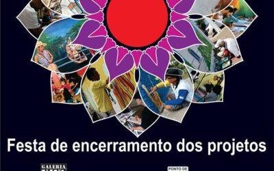 Festa de Encerramento dos Projetos Museu Vivo – Editais Secult 2016